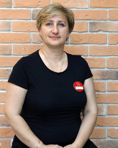 Кашмова Лилия Александровна