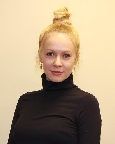 Голоядова Антонина Владимировна