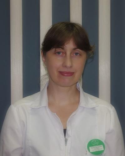 Медведева Елена Витальевна